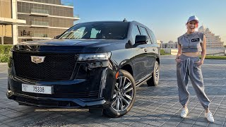 New 2021 Escalade | The Super Tech SUV!