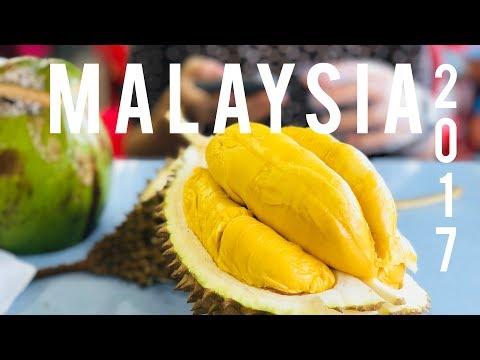 Malaysia Travel VLOG - Musang King x XO Durian Feast // KL x Genting