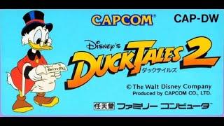 NES Longplay Duck Tales 2 / ファミコン ダックテイルズ2