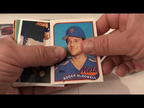 Dollar Store 30 Pack Baseball Cards 4
