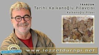 Tarihi Kalkanoğlu Pilavcısı - Kalkanoğlu Pilavı