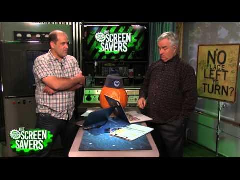 The New Screen Savers 25: Magic Wheelchairs