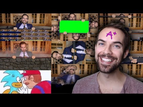 Grading my subscribers' green screen memes (YIAY #483)
