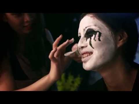 [Halloween 2014] Makeup of Hi Hung by DiDi Nguyen