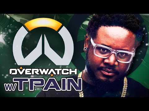 OVERWATCH WITH T-PAIN 3