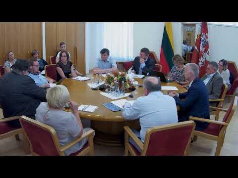 2019-06-26 Žmogaus teisių komiteto posėdis