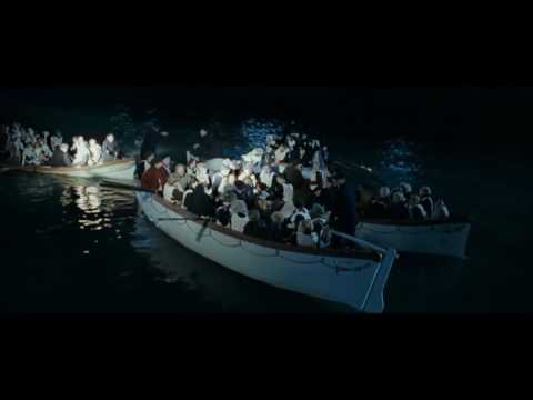 """Titanic 1997 -  Molly Brown """"Theres Plenty of Room for more"""" Fixed Scene"""