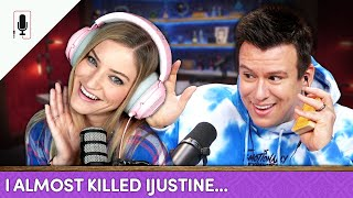 Apologizing to iJustine F๐r Almost Killing Her A Few Years Ago & The Truth About Tech Youtubers Ep42