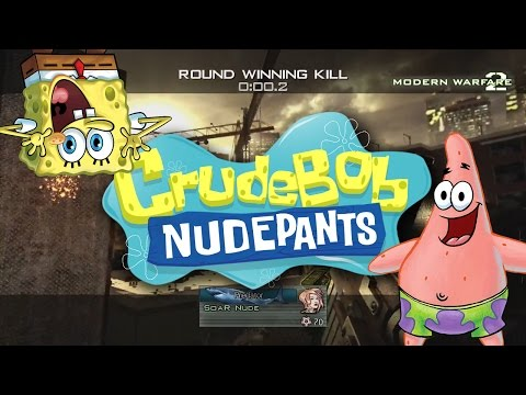 SoaR Nudah & SoaR Crude: CrudeBob NudePants