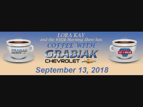 Coffee with Grabiak (9-13-18)
