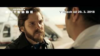 Operace Entebe, HD trailer, cz titulky