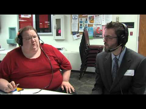 Mike Dvorak's Academic Showcase Interview