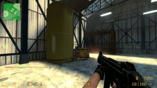 CounterStrike Source : Part 1 | Being Spiders