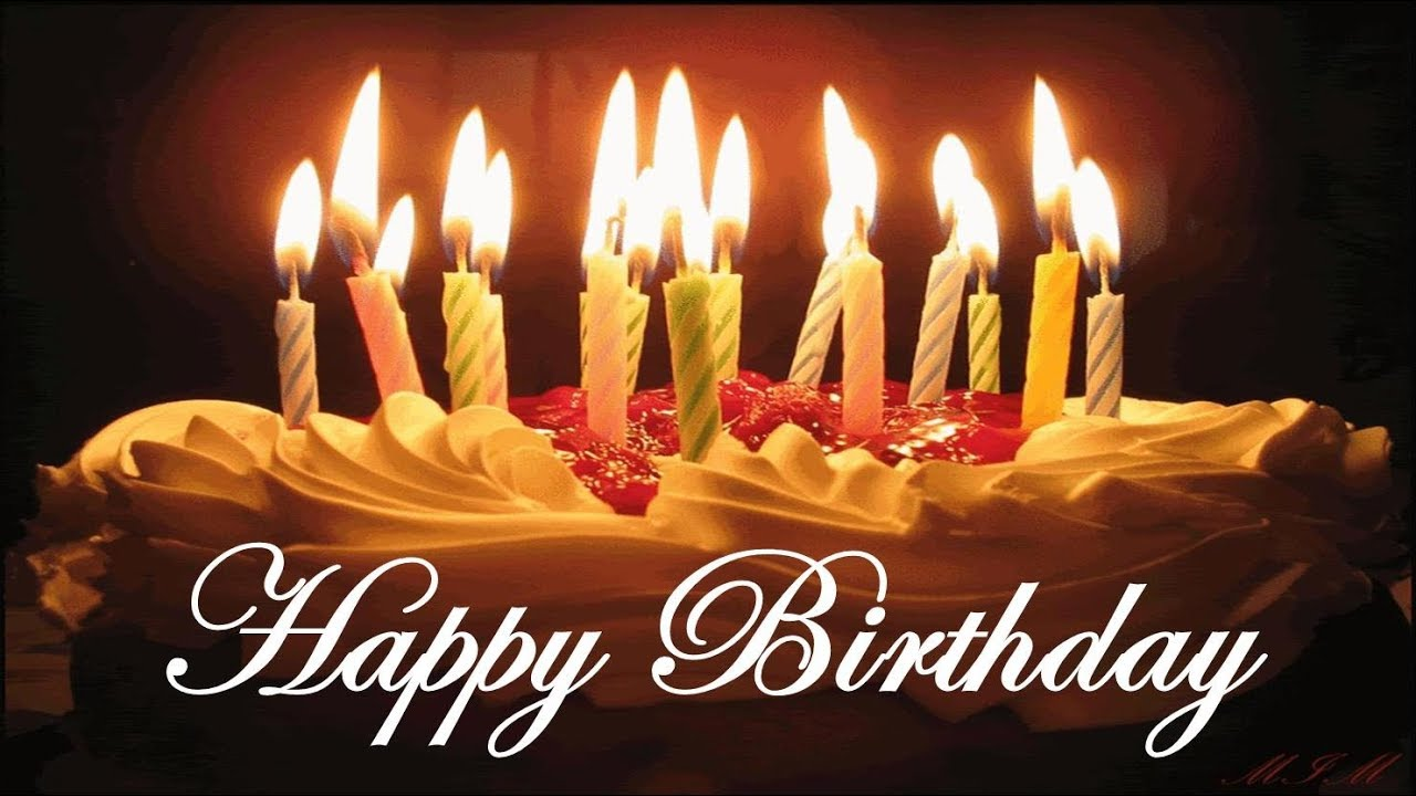 Today Is Your Birthday ♫♫♫ Happy Happy Birthday To You
