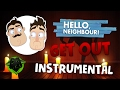 HELLO NEIGHBOR SONG GET OUT INSTRUMENTAL DAGames mp3