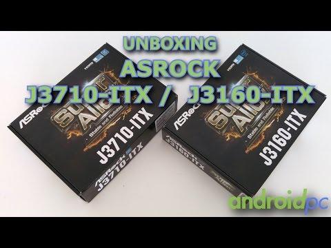 DRIVER FOR ASROCK J3160-ITX