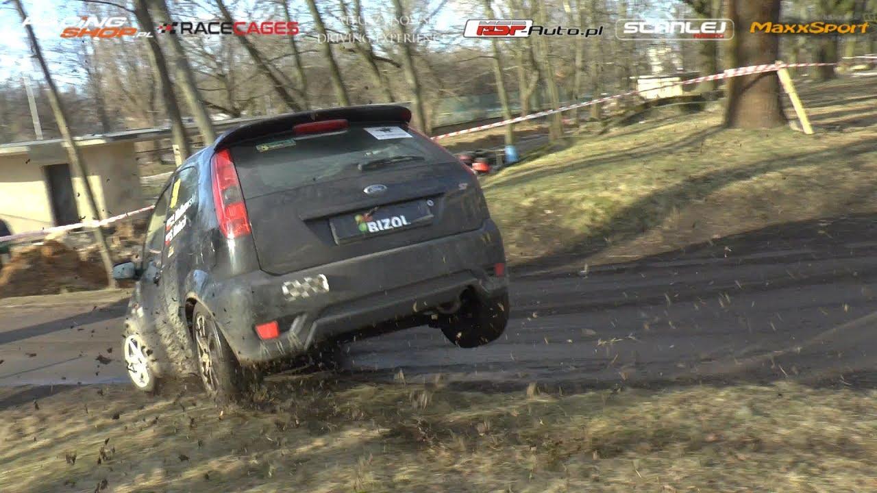 2 BIZOL Królewski Winter Cup  2018  – Crash & Action by MaxxSport