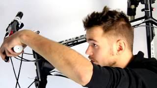 Настройка дисковых тормозов(Видео ролики по настройке велосипеда, подборка http://velogonki.com/Artem/nastroyki-velosipeda-video.html., 2013-02-10T19:52:47.000Z)