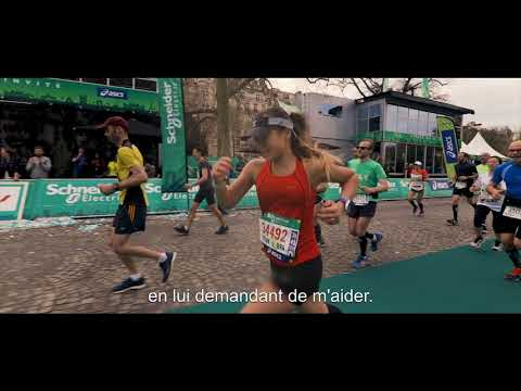 Schneider Electric Marathon de Paris 2018 - Tathyane, 29 ans, Brazil