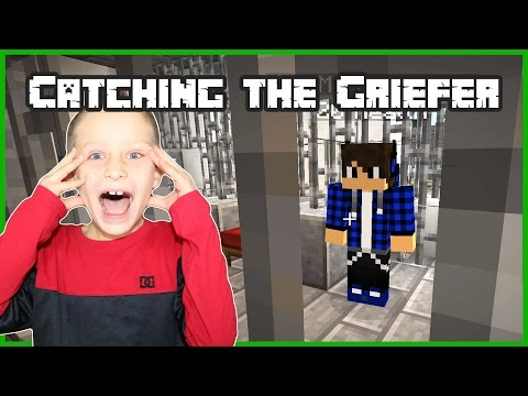Catching The Griefer / Minecraft