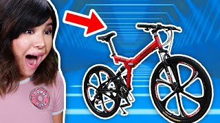 FOUND $10,000 SPY BIKE in ABANDONED HACKER SAFE HOUSE (searching for clues)