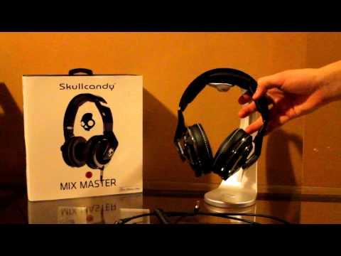 skullcandy mix master review