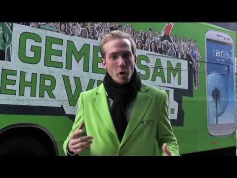 Felix Uhlig | Moderator | Showreel 2013