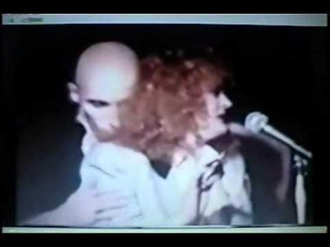 Richard O'Brien and Patricia Quinn in '79