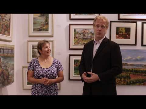 Federation of Canadian Artists Summer Gallery Show