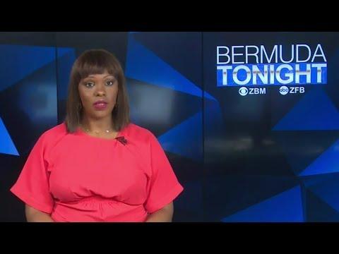 ZBM 'Bermuda Tonight' Newscast, April 24 2019