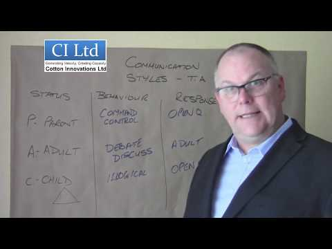 Effective Communication With Transactional Analysis
