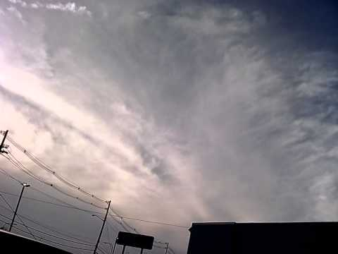 Chemtrail Pictures in Rhode Island Weekend of July 12, 2014