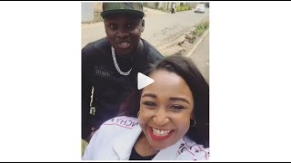 Khaligraph Jones Sings Sexually Explicit Lyrics Making Betty Kyallo Blush [VIDEO]