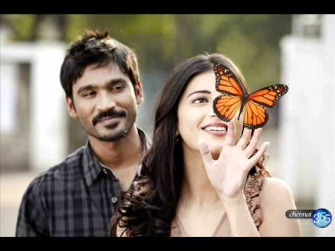 Nee Partha  - 3 : Three Song :  Dhanush + Shruti Haasan