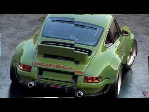 Williams и Singer занимаются созданием уникального Porsche из 90 х