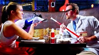 Gordon Freeman and Chell Go on a Date (Portal/Half-Life Live-Action Film)