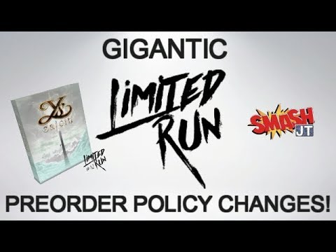 Limited Run Games Announces HUGE Distribution Changes!