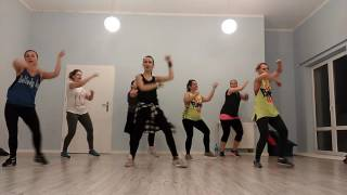 Katarzyna Cyunczyk ZUMBA - Dancing Kizomba