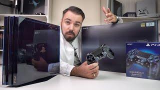 Durchdacht oder reine Geldverschwendung? Die 700€ 500 Million Edition der Sony PS4 Pro im Unboxing