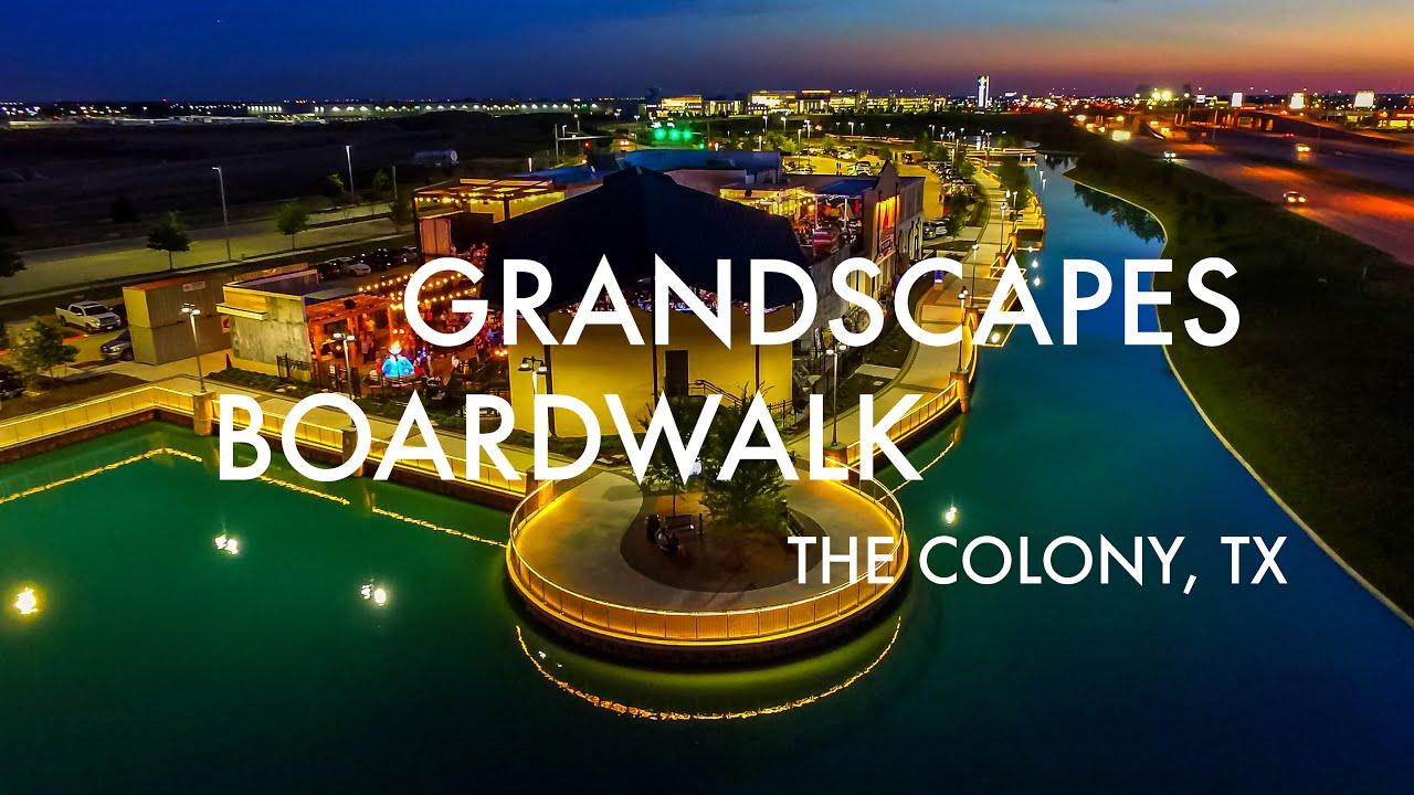 Grandscape Boardwalk  Nebraska Furniture Mart Boardwalk