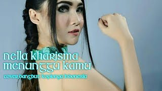 Menunggu Kamu - Andji Cover By Nella Kharisma ( Pop Version 2018 ) + Lirik Lagu