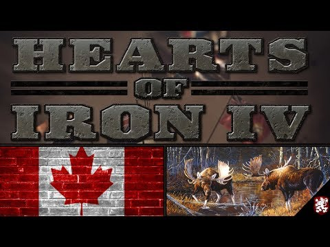 Hearts of Iron 4 Canadian Lessons on Wall Building