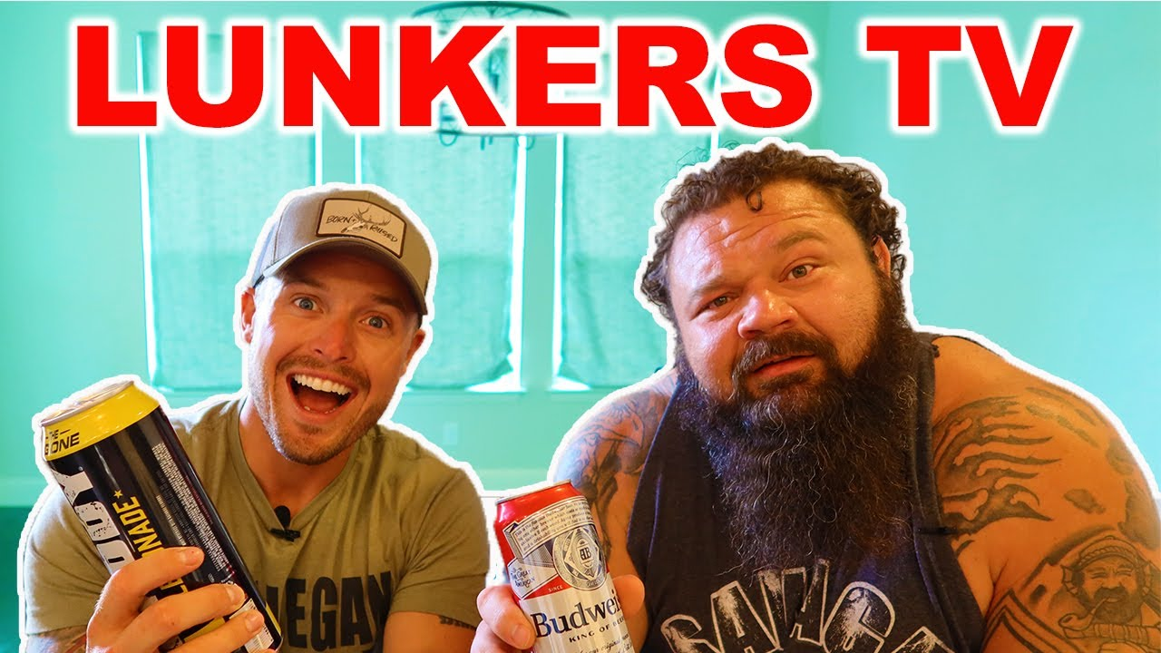 LunkersTV Breaks His Diet To Have A Beer With Obie
