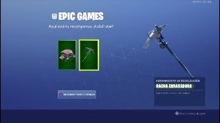 Epic Games gives me this in Fortnite... and how to get it :0