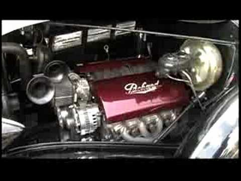 LS3 Powered Packard? V8TV-Video