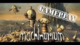 Machinarium - Gameplay PC