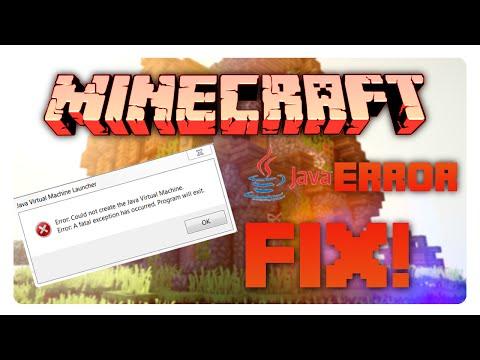 Minecraft RAM erhöhen + Java virtual machine Error Fix [GERMAN] || Minecraft-Tutorials #002