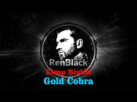 Limp Bizkit - Gold Cobra - Drum Cover