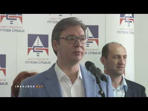 """Vučić ocenio da se novinari Insajdera bave """"bapskim pričama"""""""