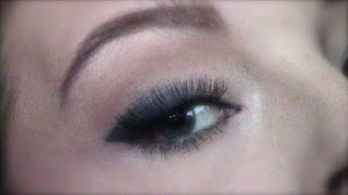 GLAMOROUS SMOKED OUT WINGED LINER ♡ URBAN DECAY VICE 2 PALETTE ♡